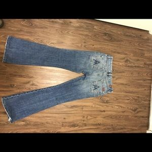 7 For All Mankind Jeans - EUC- 7 'a' pocket jeans sz 26